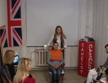 Состоялся мастер-класс великолепной Анастасии Гайко!