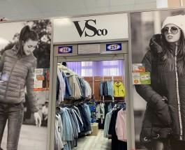 Магазин женской одежды VSco