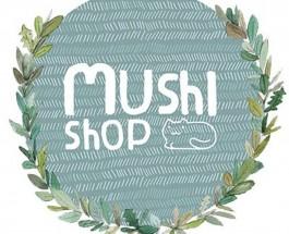 MUSHI SHOP — подарки ручной работы.