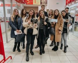 Большой квест в Московско-Венском!